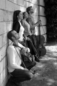Quatuor-Voce